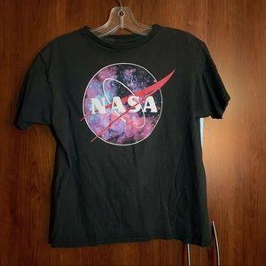 NASA Graphic Tee Kids M (Fits Woman's XS)